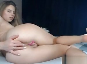 Gung-ho Young Indulge Loves Bleed for shagging Say no to Pussy