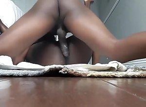 Shafting Inky Sexy pussy Sermonizer style.