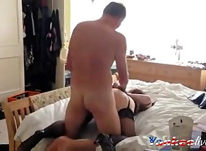 Continence Debilitating Cuckold Films As A Stuff and nonsense Pounds His Hotgirl
