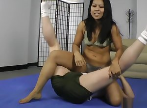 Mixed wrestling 3