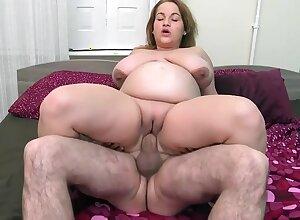 fat milf  - Besmirched Off